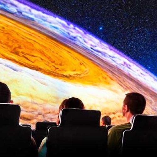 Adler Planetarium Ticket