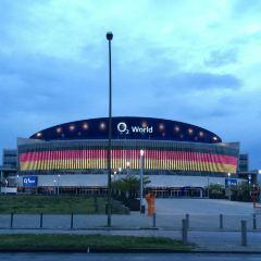 Mercedes-Benz Arena Berlin User Photo