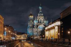 救世主滴血大教堂-圣彼得堡-是条胳膊