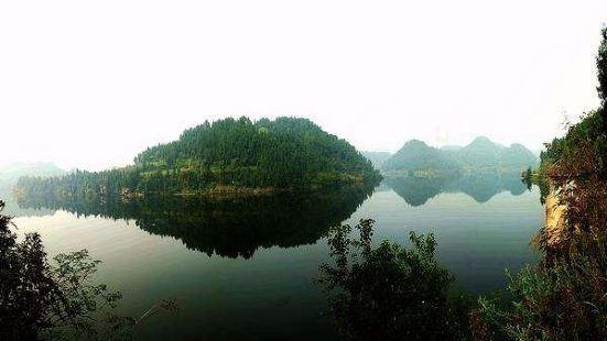 Panlonghu Park