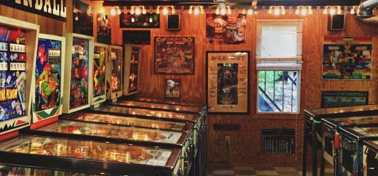 Pinball Hall of Fame2