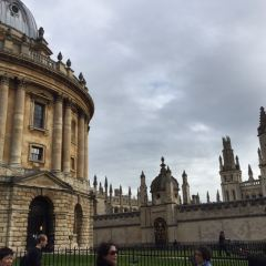 Radcliffe Camera User Photo