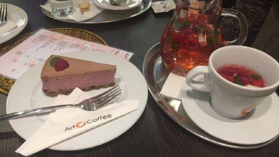 Art-n-coffee