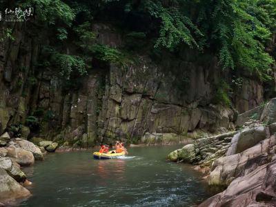 Xianlong Gorge Drifting