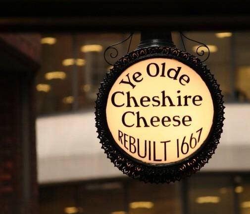 老柴郡奶酪酒館
