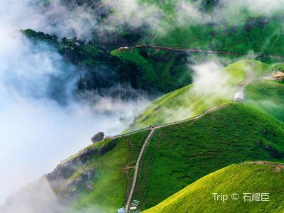 萍鄉武功山風景區