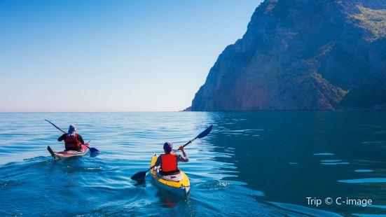 Stradbroke Island Kayaking