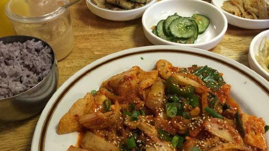 Ja Gal Chi Restaurant