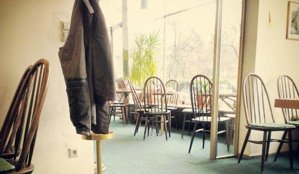Cafe Tiergarten