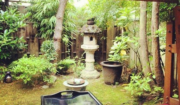 Kyoto Nama Chocolat有機茶館2