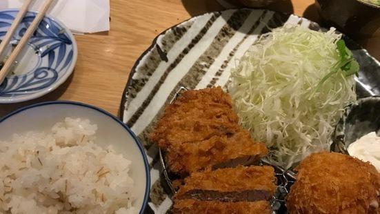 明代豬排Katsukura(京都The Cube店)