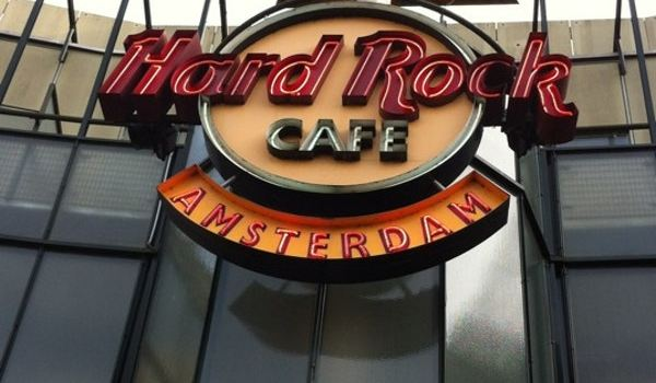 Hard Rock Cafe Amsterdam3