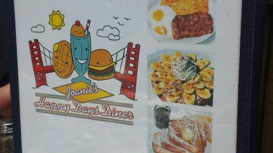 Joanie's Happy Days Diner