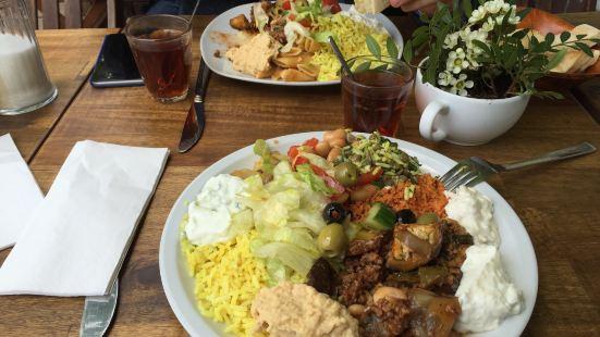 Salut Mediterranean Food