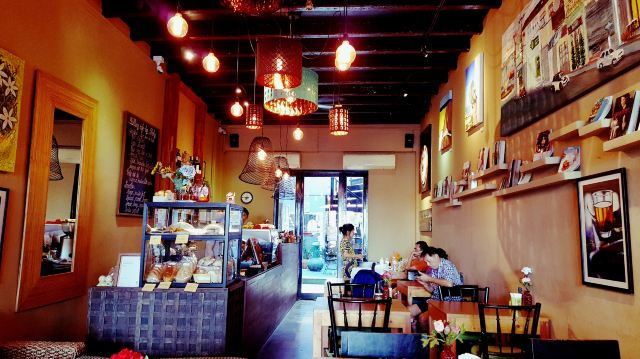 Gallery Cafe by Pinky