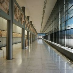 雅典衛城博物館用戶圖片