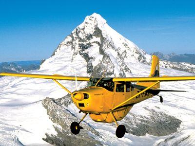 瓦納卡飛機觀光