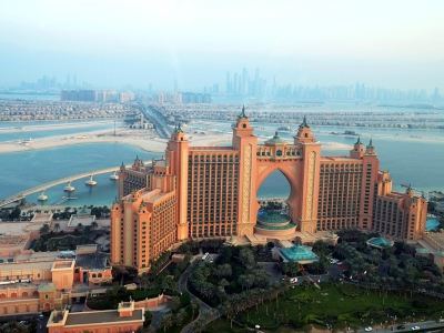 Dubai Seaplane Sightseeing