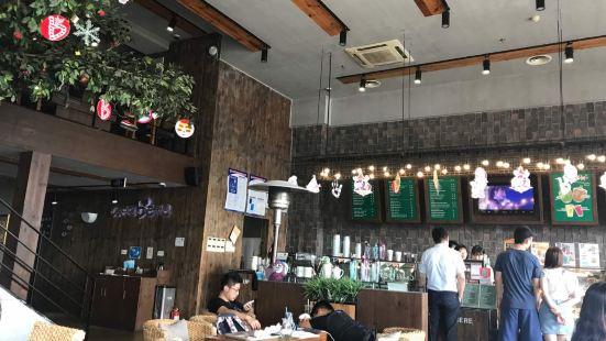 咖啡陪你(百麗廣場店)