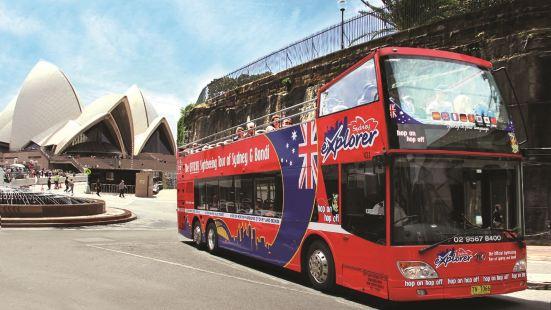 Big Bus Sydney 雪梨隨上隨下觀光巴士