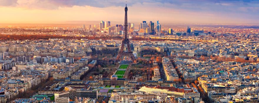Popular Attractions in Paris