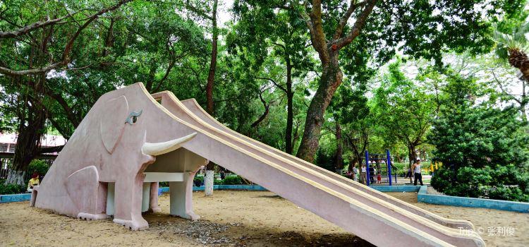 Shantou Zhongshan Park2