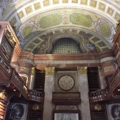 State Hall of the Austrian National Library User Photo