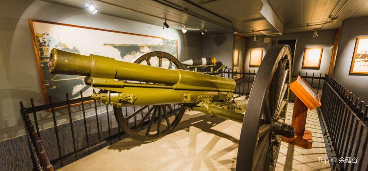 Hawaiian US Army Museum2