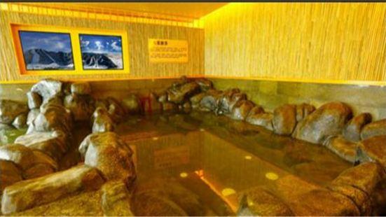 絲綢之路國際度假區絲路湯泉