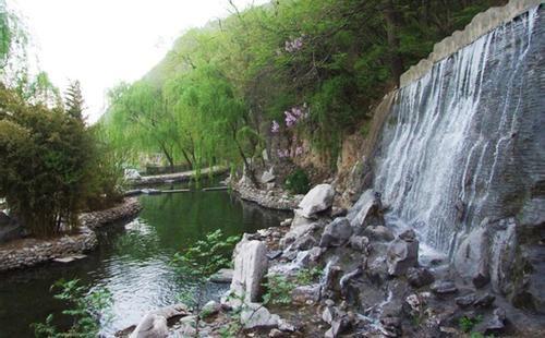 淄博泉河頭風景區