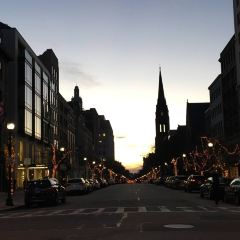 Newbury Street User Photo