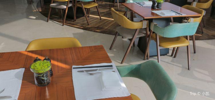 Hyatt Regency Wuxi Café3