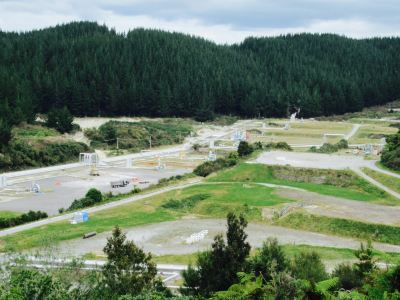 Wairakei Geothermal Power Station