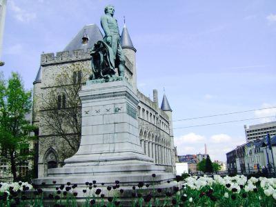 Geeraard de Duivelsteen (The Castle of Gerald the Devil)