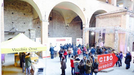 Il Magico Voltone del Palazzo Re Enzo
