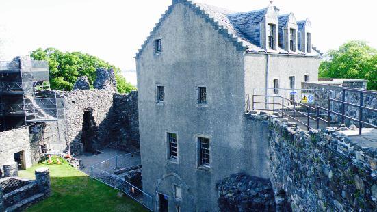 Dunstaffnage Castle & Chapel