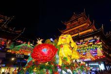 城隍庙旅游区-上海-doris圈圈