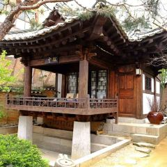 락고재 서울 여행 사진