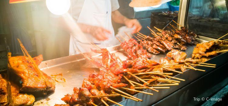 Patpong Night Market1