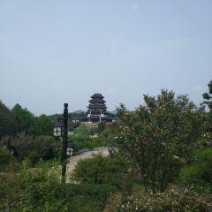 화밍러우 관광지구 여행 사진