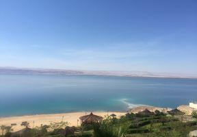 五天古老兩天摩登,四月我在約旦阿聯
