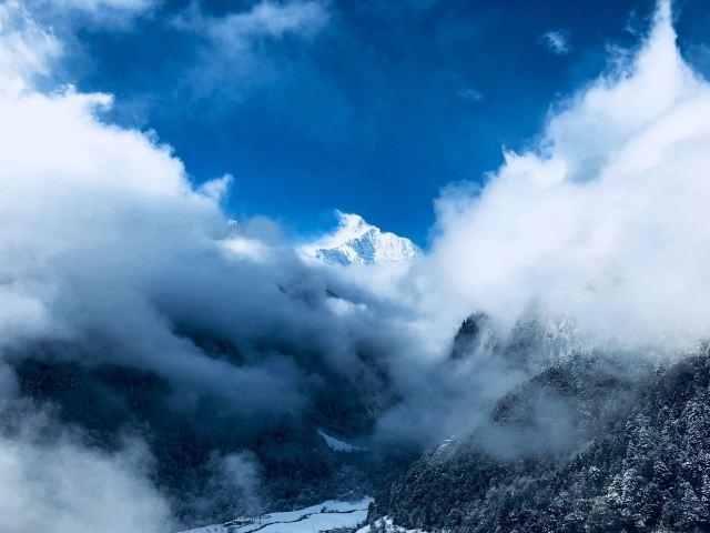 彩雲之南----一個人的祕境