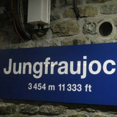 Jungfraujoch: Top of Europe User Photo