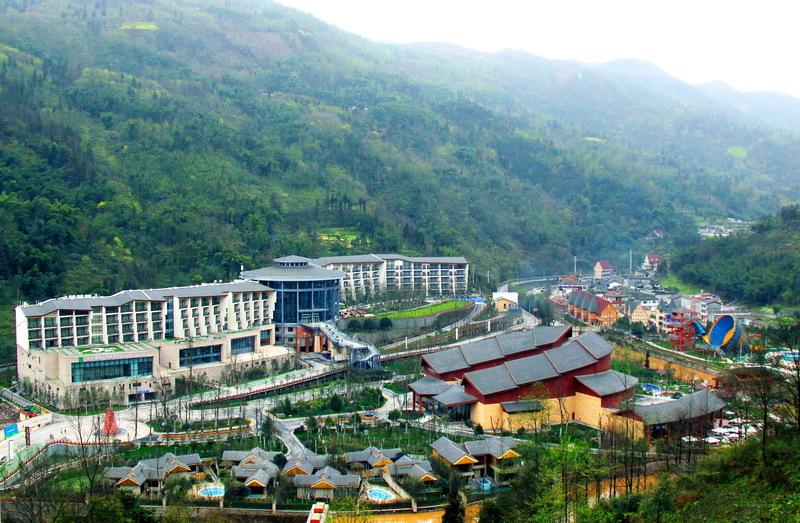 Huashui Bay Jintai Hot Spring Hotel