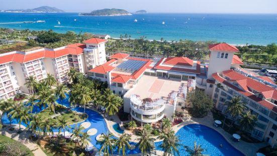 金棕櫚度假酒店海水浴場