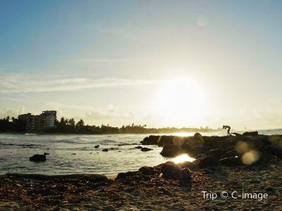 博卡奇卡海灘
