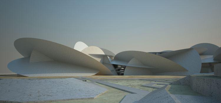 卡塔爾國家博物館1
