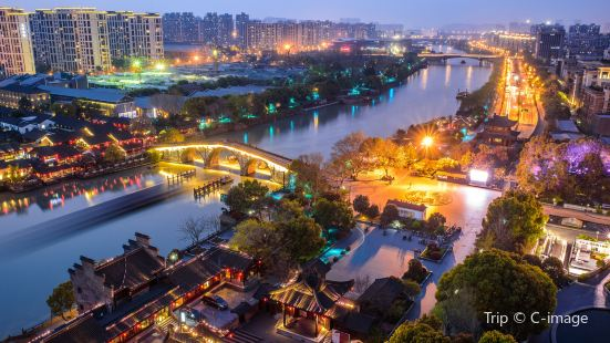 Hangzhou Grand Canal Night Cruise