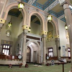 쥬메이라 모스크 여행 사진