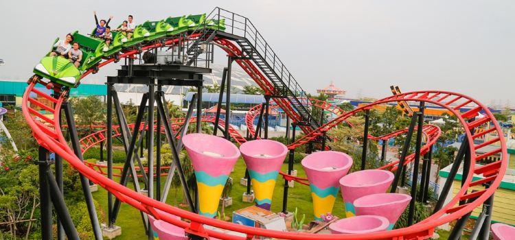 Yunding Xinghe Amusement Kingdom3